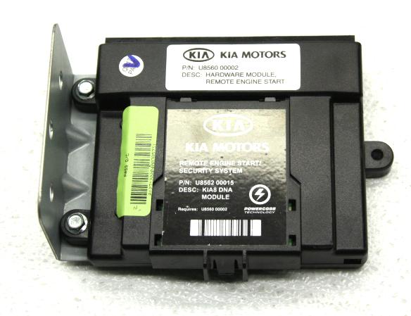 OEM Kia Sorento Remote Electric Start Module U8560-00002