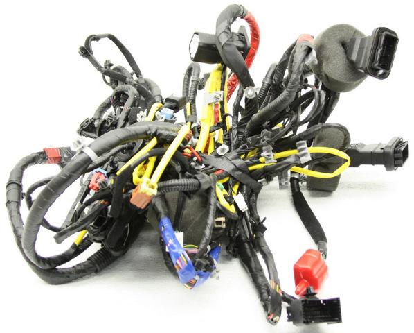 OEM Kia Rio Sedan Body Wire Harness 91515-1W051