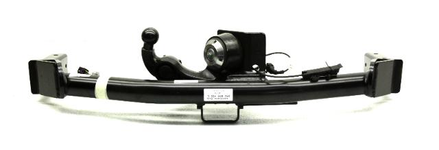 OEM Audi Q5/SQ5 NON-US Rear Tow Hitch w/ Impact Bar Export Plug 8R0-800-495-C