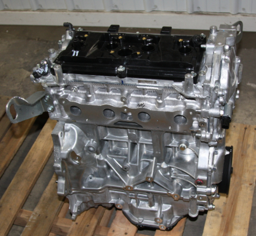 OEM Nissan Sentra Engine Long Block w/ Internals-Valve Cover/Cam Sensor Broke