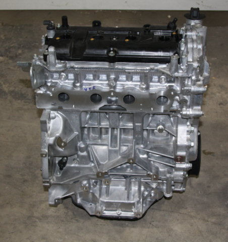 OEM Nissan NV200 Engine Long Block w/ Internals-Minor Oil Pan Dent