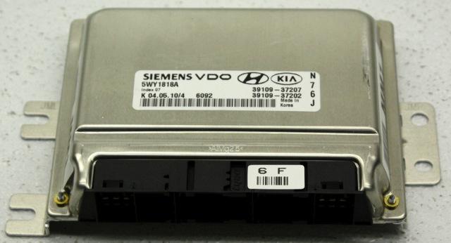 OEM Hyundai Tucson Ignition Control Module 39109-37202