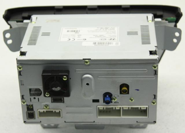 Oem Hyundai Veloster Radio Audio Info Screen 96560 2v700
