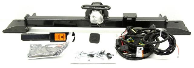 OEM Kia Sportage Tow Trailer Hitch 3W061-ADU01
