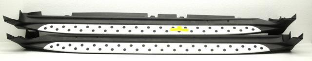 OEM Kia Sportage Running Board 3WF37-AQ011
