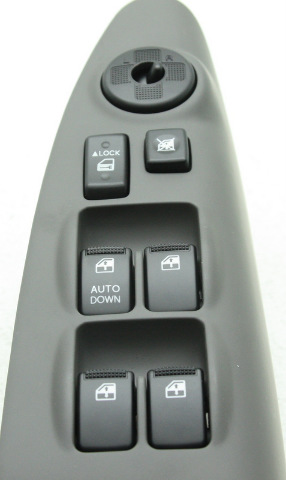 $124.97  sc 1 st  Alpha Automotive & OEM Hyundai Tucson Left Front Door Switch 93570-2E250G8 gray ... pezcame.com