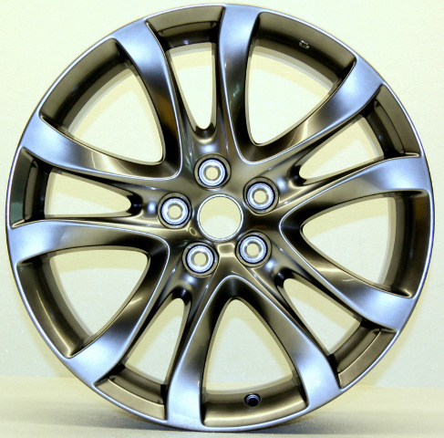 OEM Mazda 6 19 inch Alloy Wheel Small Marks 9965 08 7590