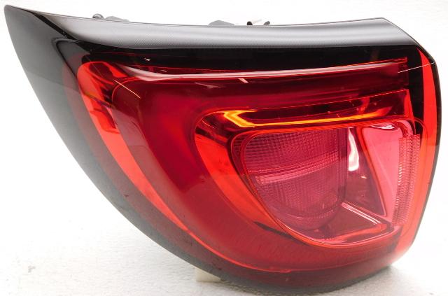 Non-US Market Chrysler Pacifica LED Left Hand Quarter Mount Tail Lamp
