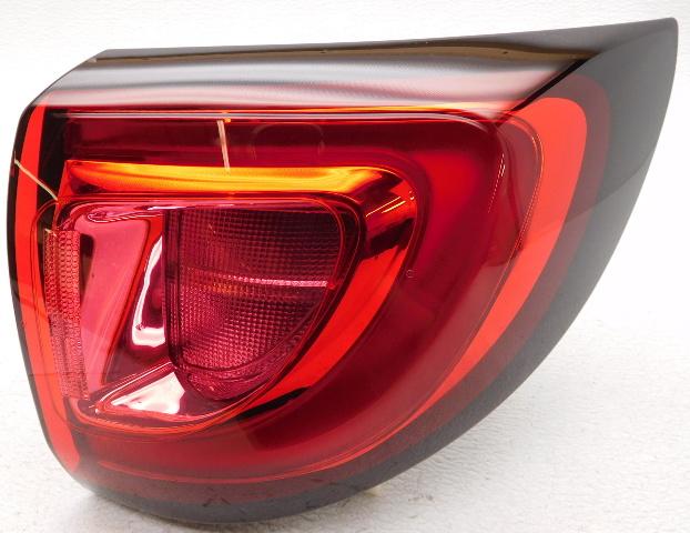 Non-US Market Chrysler Pacifica LED Right Hand Quarter Mount Tail Lamp