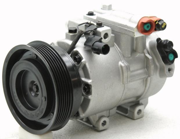OEM Kia Forte A/C Compressor 97701-1M130DR