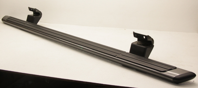 OEM Ford F-150 Left Running Board BL3Z-16451-AA Sterling Gray Paint Scratch