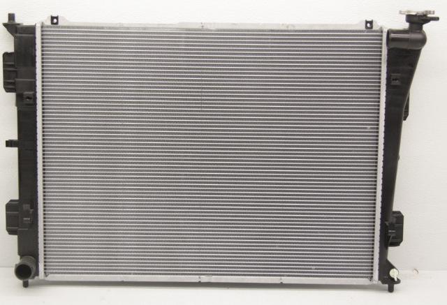 OEM Kia Optima Radiator Ribs Bent 25310-3S000