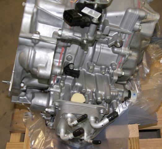 Oem Nissan Cvt Transmission 31020 3vx4a Alpha Automotive
