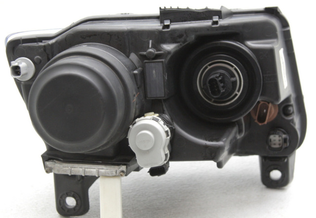 cherokee jeep grand hid headlamp oem side missing tab driver left