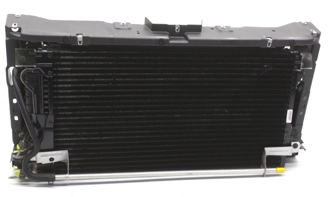 OEM Ford Taurus Radiator Condenser Fan 6F1Z-19E786-ACP Repaired