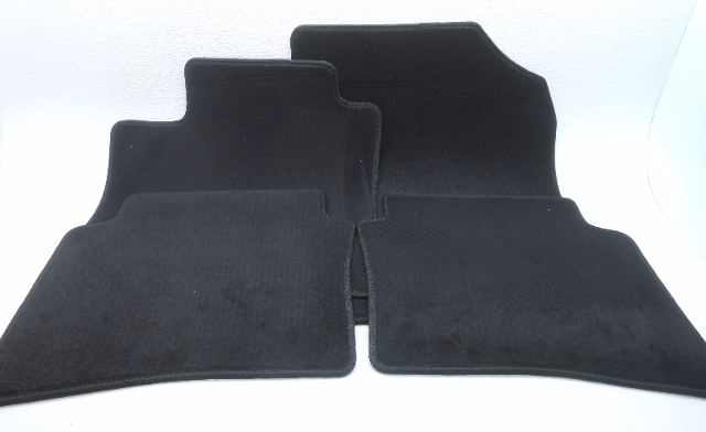 Hyundai Accent Hatchback >> New OEM 2012-2016 Hyundai Accent Hatchback Floor Mat Set ...