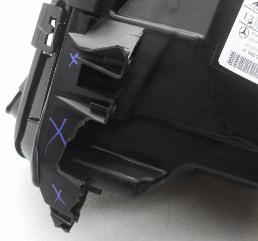 2016 Mercedes Benz Gle Head Gasket: OEM Mercedes GLE Right Passenger Halogen Headlight Head