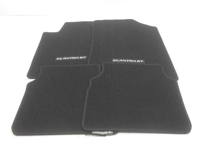 OEM Hyundai Elantra Sedan 4-Peice Floor Mat Black A5F14-AC100