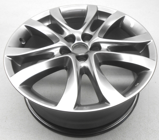 OEM Mazda 6 19 inch Alloy Wheel Marks on Rim 9965-08-7590