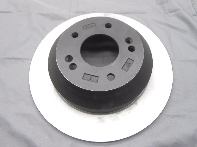 OEM Hyundai Sonata Left or Right Rear Brake Rotor 58411-0A110