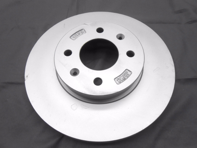 OEM Hyundai Accent/Rio Left or Right Front Brake Rotor 51712-1G000