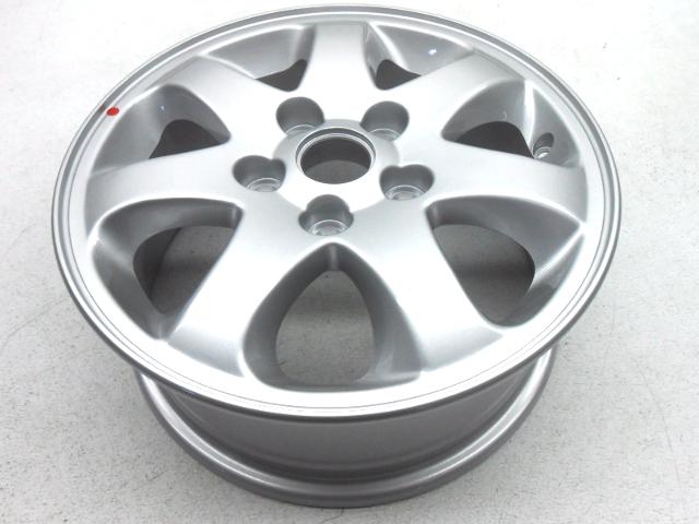New Old Stock OEM Kia Sedona 15x6 Silver Alloy Wheel Rim K9965-C46050