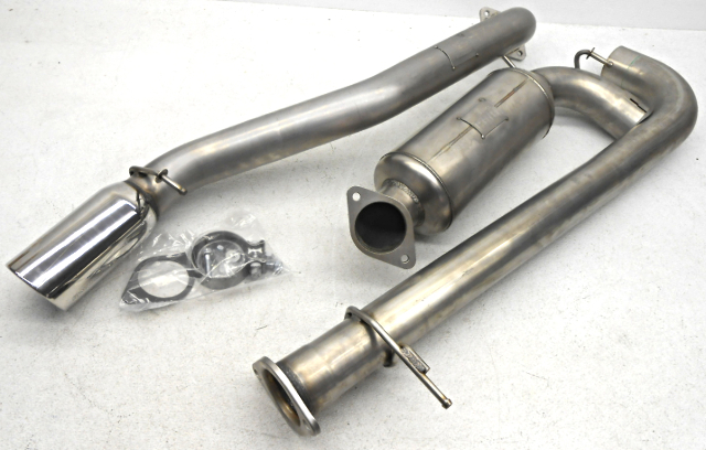 OEM Mazda 3 Mazdaspeed Exhaust Assembly Kit GRMS-8M-L26