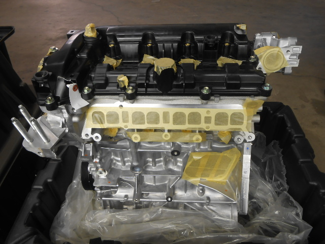 Mazda Cx 5 Accessories >> OEM Mazda 3 CX-5 2.0L Engine Long Block PEY402300 | Alpha Automotive