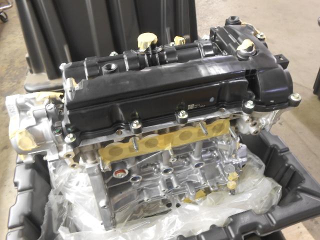 OEM Mazda 3 CX-5 2.0L Engine Long Block PEY402300