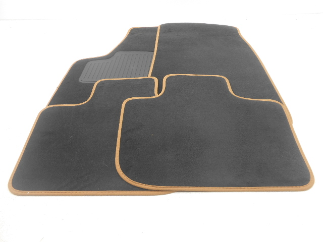 OEM Dodge Charger SRT Floor Mat Set Black 5RU09LV5AA