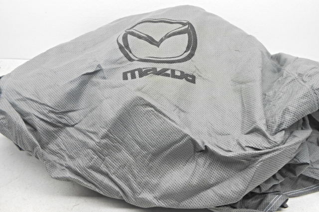 OEM Mazda 6 Car Cover Gray Part 0000-8J-H01