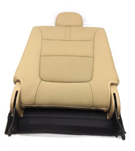 oem kia sorento third row seat beige leather with headrest 89400 1u520lab alpha automotive. Black Bedroom Furniture Sets. Home Design Ideas