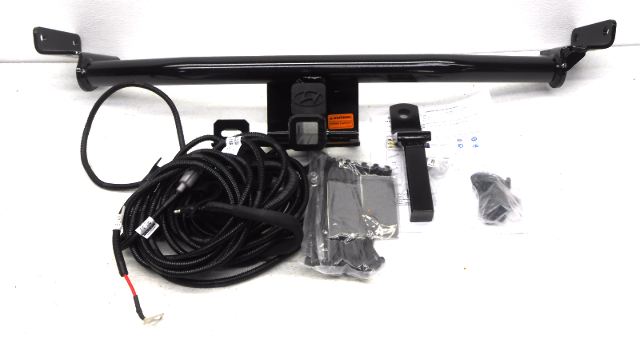 OEM Hyundai Tucson Rear Complete Tow Hitch Kit No Ball D3061-ADU01