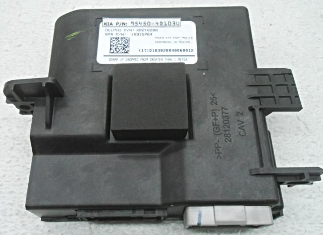 OEM Kia Sedona Sliding Door Control Module 95450-4D103