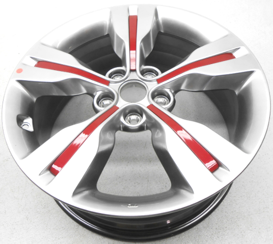 OEM Hyundai Veloster Wheel 52905-2V250P9R