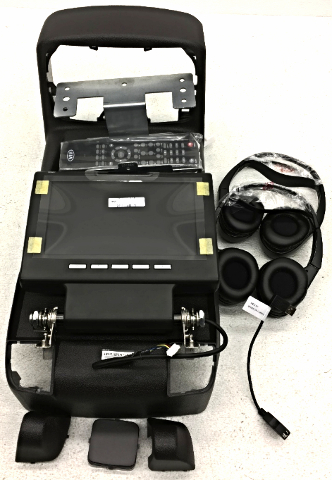 OEM Kia Sedona Rear Entertainment System Kit A9051-ADU00BND