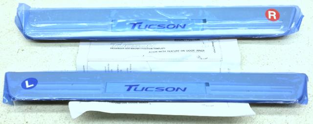 OEM Hyundai Tucson Illuminated Sill Plate Set D3045-ADU01
