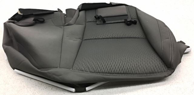 OEM Hyundai Santa Fe Rear Left Driver Side Seat Cover 89160-B8120-R6X
