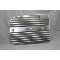 New Old Stock OEM Ram Truck Right Grille Insert 5073296AA Gray Bars