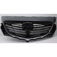 OEM Mazda CX-9 Grille TK21-50-710D-12 Dolphin Gray w/Minor Scratches