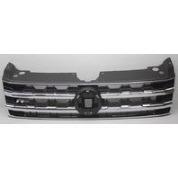 OEM Volkswagen Atlas Grille w/ R-Line Badge 3CN853651 Cracks