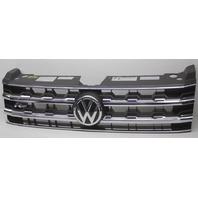 OEM Volkswagen Atlas Grille w/ R-Line Badge w/Emblem 3CN853651 Small Crack