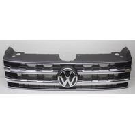 OEM Volkswagen Atlas Grille w/Non-Adaptive Cruise Emblem 3CN853651 Trim Loose