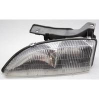 OEM Chevrolet Cavalier Left Driver Side Halogen Headlamp 16523441 Used