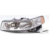Non-US Market OEM Cadillac Seville Left  Hand Halogen Headlamp 25695707