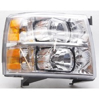 OEM Chevrolet Silverado 1500 Right Passenger Headlamp Chrome Flaw