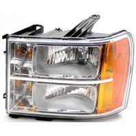 OEM GMC Sierra 1500 2500 3500 Left Driver Side Headlamp Mount Missing