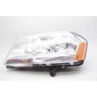 OEM Dodge Avenger, SXT Left Driver Side Headlamp 5116343AD Lens Crack Tab Gone