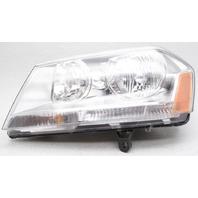 OEM Dodge Avenger, SXT Left Driver Side Halogen Headlamp 5116343AD Tab Gone