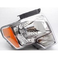OEM Ford F150 Right Passenger Side Halogen Headlamp Mount Chipped DL3Z-13008-A